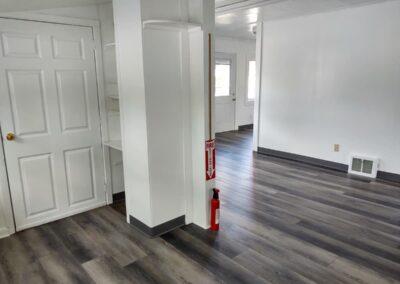 Hardwood Floor Install