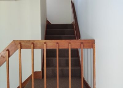Stair Carpet Install